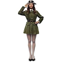 Disfraz de Guardia Civil para mujer. Talla M-L