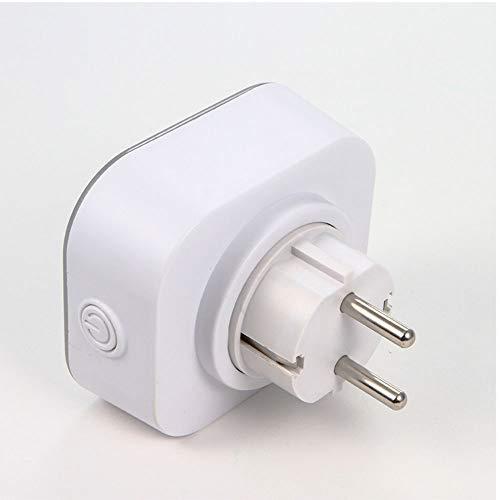 WMIAO WiFi Smart Plug Environnement, Mobile APP Remote Control Timing/Télécommande Prise De Commutateur Alexa Voice Control Goole Assistabt,... 22