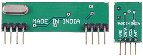 RF Module 434-MHz (1 Transmitter + 1 Receiver)