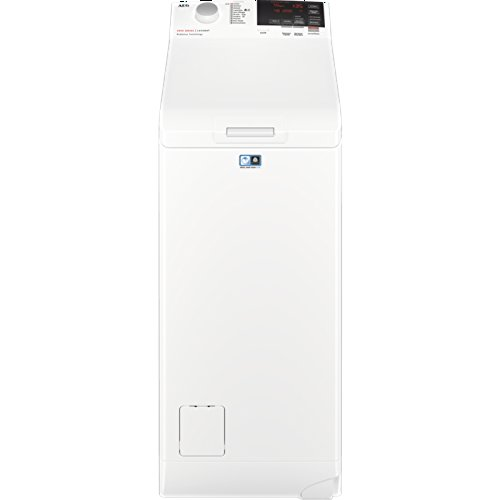 AEG L6TBG721 Lavatrice (7kg 1200RPM A+++, LCD), Bianco