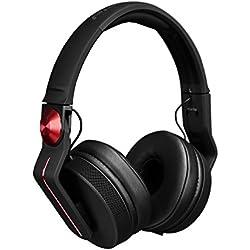 Pioneer HDJ de 700de R Auriculares Dinámico profesional cerrado para DJ (Red)