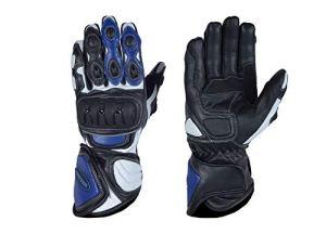 Unbekannt mbsmoto mbg25Sport Rider Motorrad Touring Schutz Leder Lange Handschuhe 11