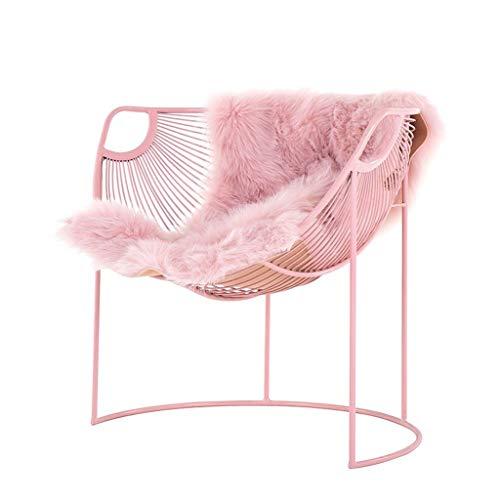 GWM Panca divano creativa, Sgabello for bambini Poggiapiedi morbido e multifunzionale Poggiapiedi...