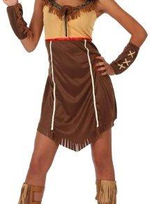 LIBROLANDIA - Disfraz de indio para mujer, talla XL (10225)