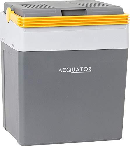 Aequator LUMI 28, Frigorifero Portatile, 28 Litri, AC/DC Frigo Portatile Termoelettrico, 12/230 V,...