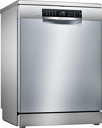 Bosch Serie 6 SMS68MI04E Lavastoviglie A+++ (Libera installazione, Full size (60 cm), Touch, LED),...
