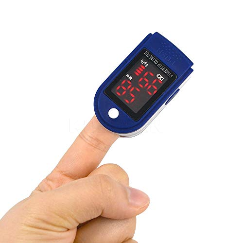 Generic Digital Portable Fingertip Wrist Finger Pulse Oximeter Pediatric Infant Blood Oxygen Spo2 Saturation Monitor Health Care