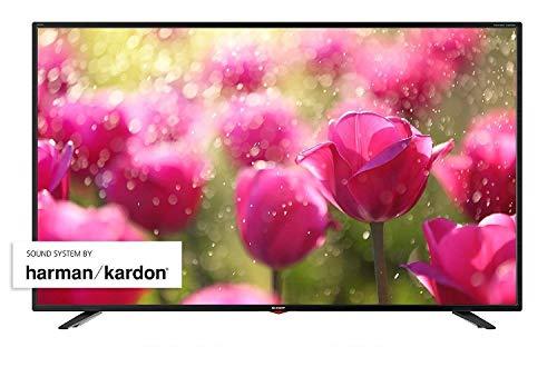 "Sharp AQUOS LC-40UI7352E Smart TV da 40"" UHD 4K HDR Slim, suono Harman Kardon SAT Internet WiFi..."