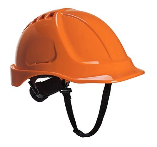 Portwest ps54orr Casco Edurance Plus Fluo, Naranja, 56–63