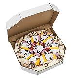 Gadget Regali per Donna Regali per Ragazzi Regali per uomo  41%2BUC-MeNmL._SL160_ Pizza Socks Box! (4 paia di calzini divertenti)