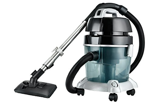 Team Kalorik Aspirapolvere con filtrazione ad Acqua antiallergica con capacità 13 L, 76 Db, 1200 W,...