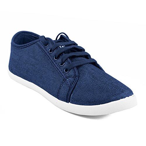 Asian Shoes Women's Mesh Combo Of 2 Casual Shoes 6