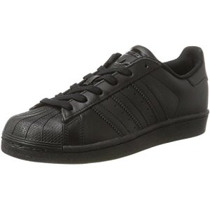 adidas Unisex Kids' Superstar Foundation J Gymnastics Shoes 41 2Bq 2BOaYu0L