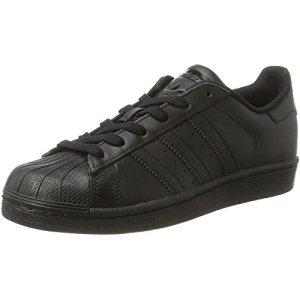 adidas Unisex Kids' Superstar Foundation J Gymnastics Shoes 41 2Bq 2BOaYu0L
