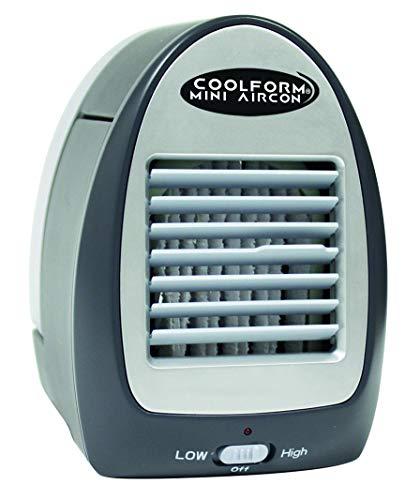 BEST DIRECT Coolform Mini Aircon - Climatizzatore Aria Fredda Portatile Personale Refrigeratore...