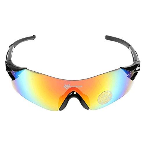 Rockbros Cycling Eyewear - Black
