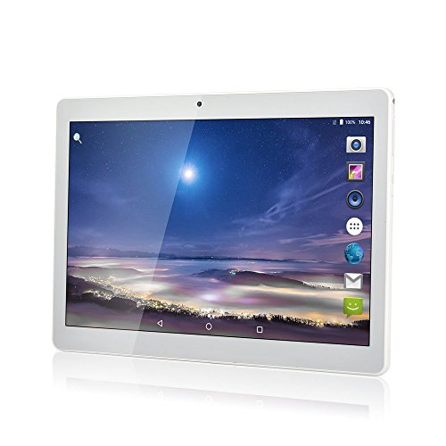 SZWZRY 10 inch Tablet Android 7.0 Octa Core Tablet with 4GB RAM 64GB ROM Tablet PC Built in WiFi...