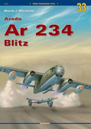 Arado Ar 234 Blitz (Monographs) by Marek Murawski (2010-01-02)