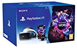 Sony - Playstation VR Starter Pack (Inc. PSVR Headset, Camera & Playstaion VR Worlds Game Code) (UK) /PS4 (1 GAMES)