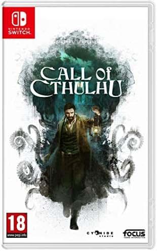 Giochi per Console Digital Bros Call of Cthulhu