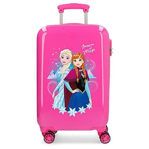 Disney Dream Of Magic Valigia per bambini 55 centimeters 32 Multicolore (Rosa)
