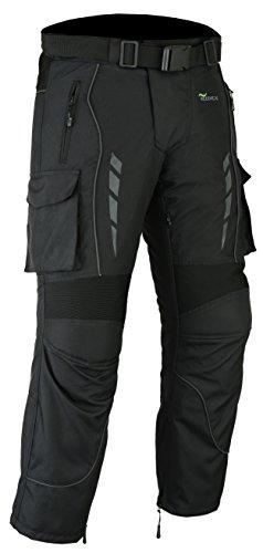 Pantalones para moto RIDEX, impermeables