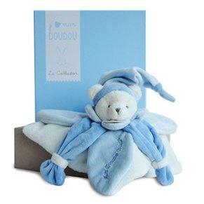 Doudou et Compagnie dc2921J 'aime mon Doudou–Collect orbär, Azul