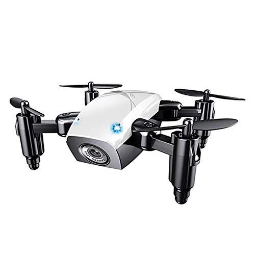 HUAXING Mini RC Drone Pieghevole S9HW con Fotocamera S9 No Camera RC Elicottero Drone Drone...