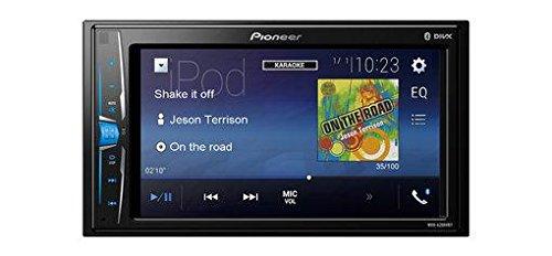 Pioneer MVH A200VBT Kfz-Touchscreen