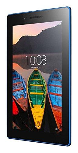 Lenovo TAB 3 7 Essential 8GB Negro, Azul - Tablet (Minitableta, IEEE 802.11n, Android, Pizarra, <stro data-recalc-dims=