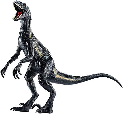 Jurassic World Dino Villano, dinosaurio de juguete (Mattel FVW27)