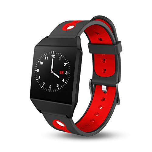 Leey Smartwatch Impermeabile IP68 Smart Watch Orologio Fitness Cardiofrequenzimetro da Polso Smart...