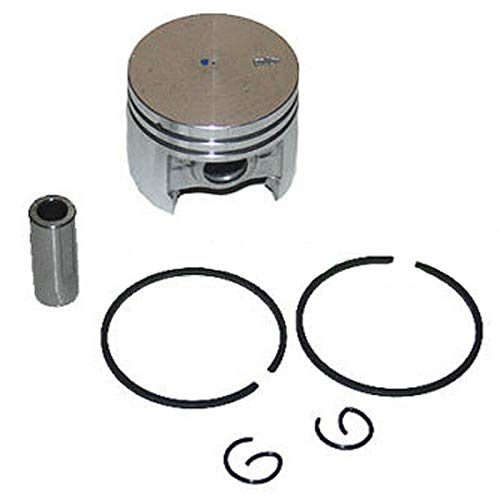 ELECTROPRIME Motor Piston Ring Gas Chainsaw 38mm Cylinder Kit MS18 Replacement Nice