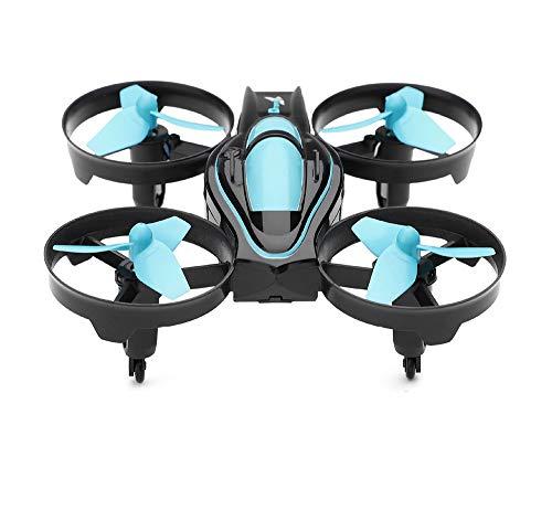 QKa Drone remoto, Terra e Aria Anfibio Piccolo Disco Volante Giocattolo di aeromodelli a Distanza a...