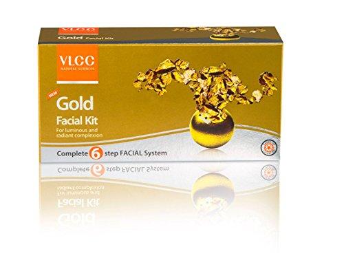 VLCC Gold Facial Kit (Pack of 6)