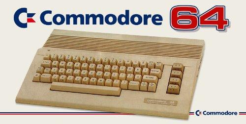 Commodore 64 / C64 C Computer - mit Maus, Netzteil und RF-Kabel
