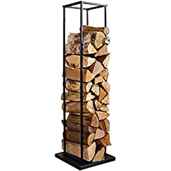 Amelex 67 - scaffale in metallo per legna da camino