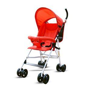 Carro Muñecas Para Del Basculador Del Cochecito De Bebé Del Estilo Ultra Ligero Portátil Puede Sentarse Lie Cochecito De…
