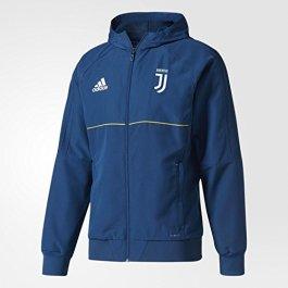 Giacca Pre-match Blu 17/18 Juventus Adidas