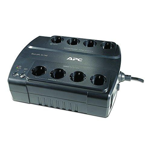 APC by Schneider Electric Back-UPS ES 700 Gruppo di Continuità UPS, 700 VA con Risparmio...