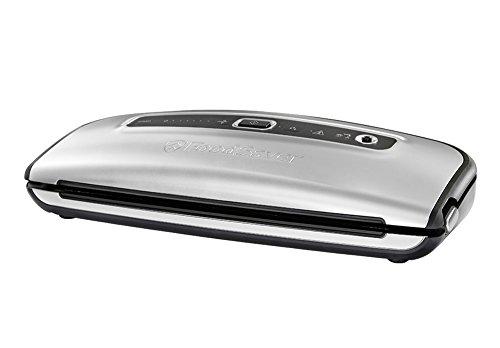 Foodsaver FFS003X-01 - Envasadora al vacío, color plata