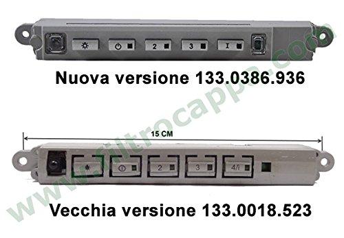 TASTIERA ELETTRONICA FABER VARIO / HI ORIGINALE 404000060LF 133.0250.982 133.0250.983 133.0018.523...