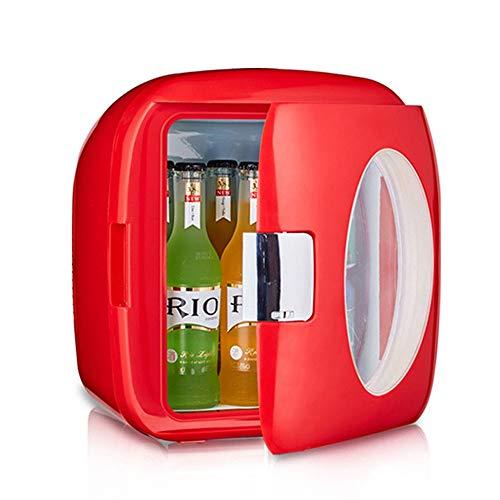Mini frigo con congelatore Frigoriferi e riscaldatori da viaggio elettrici - Frigorifero portatile...