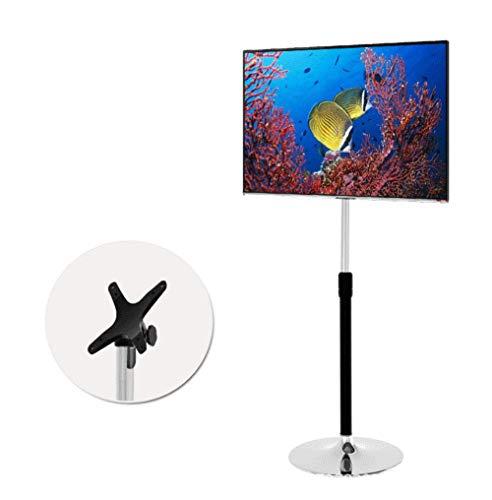 A-Nice La TV a 360 ° di Rotazione Orizzontale TV Mobile Stand TV LCD Basamento del Basamento è...
