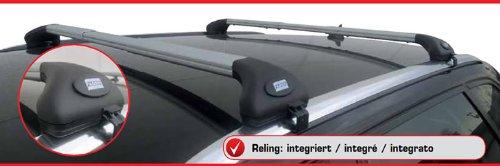 Fabbri 2AW67 Barre In Alluminio per Railing Integrati