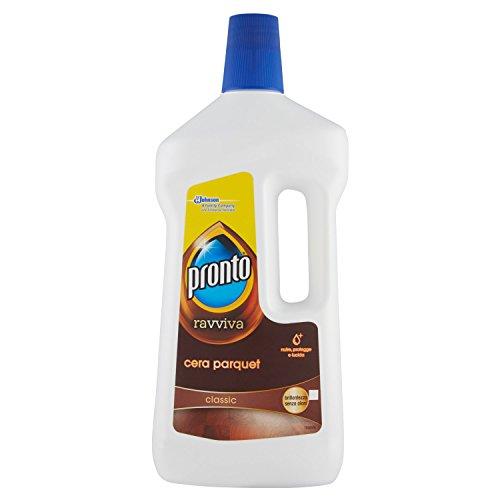 Pronto Cera Parquet - 750 ml - [confezione da 6]