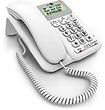 BT Decor Corded Telephone, White