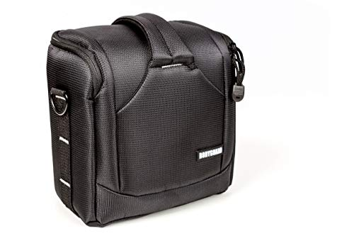BODYGUARD UNO SLR M piccola borsa fotografica per fotocamere reflex ad es. Canon EOS 70D 77D 80D...