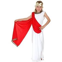 Roman - Disfraz de diosa niña, talla S