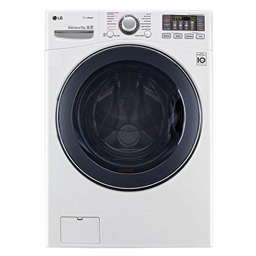 LG F11WM17VT2 Libera installazione Caricamento dall'alto 17kg 1100Giri/min A++ Bianco lavatrice